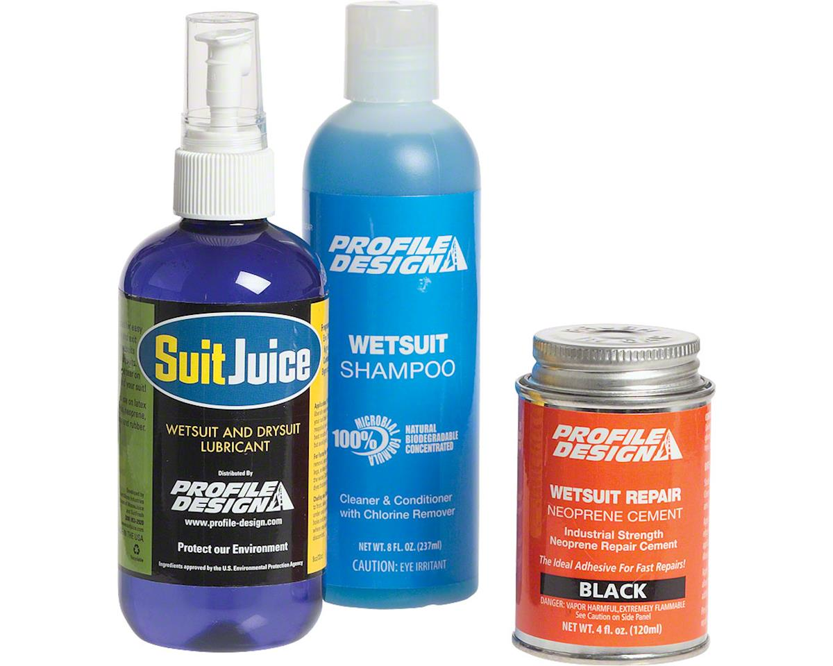 Profile Design Wetsuit Maintenance Kit