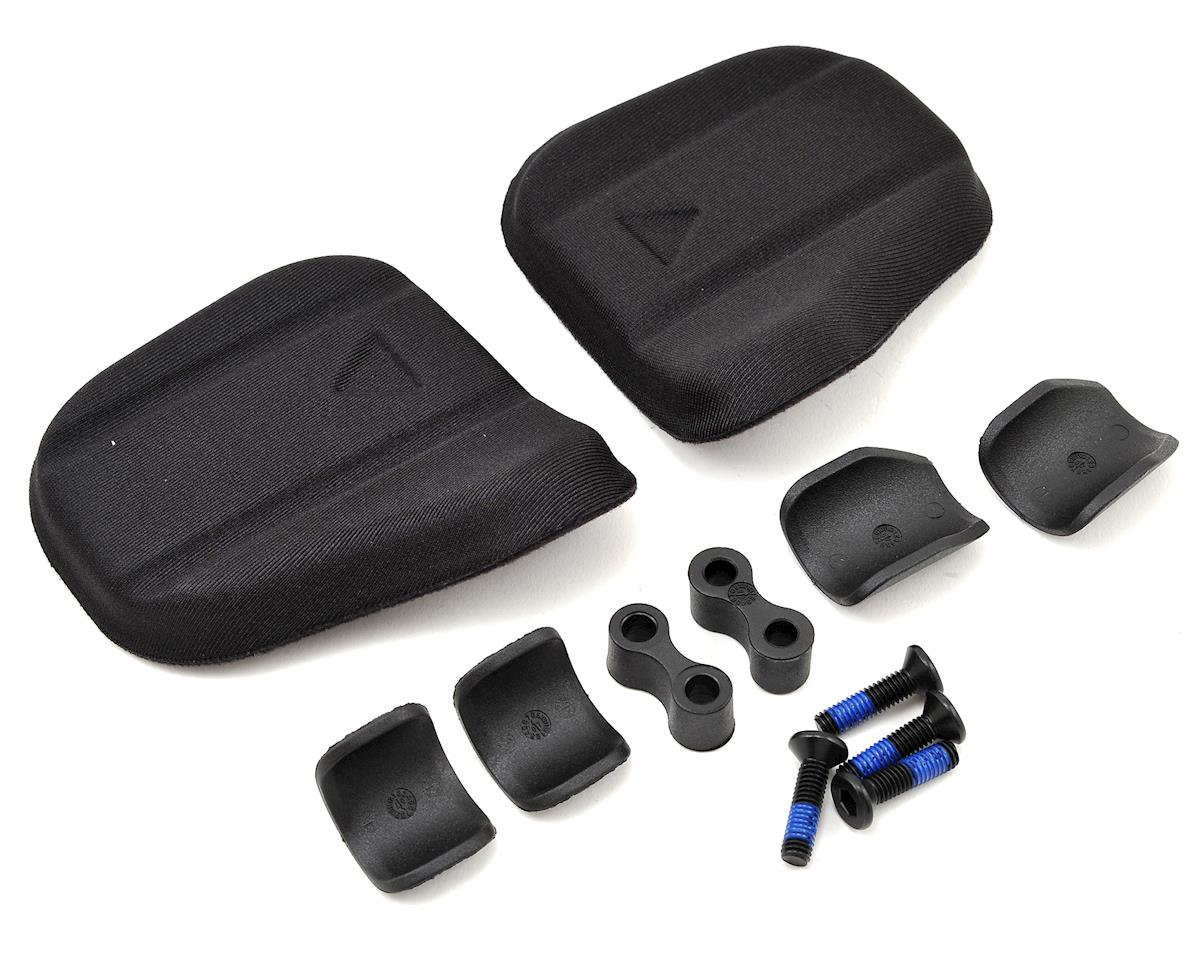 Profile Design Airstryke with F19 Arm Rest & Pads (Black)