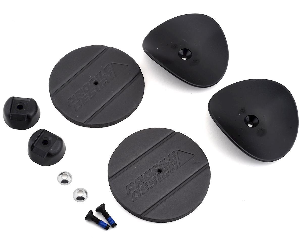 Profile Design Legacy II Aluminum Aerobar (w/ ZB Bracket & Venturi Armrest)