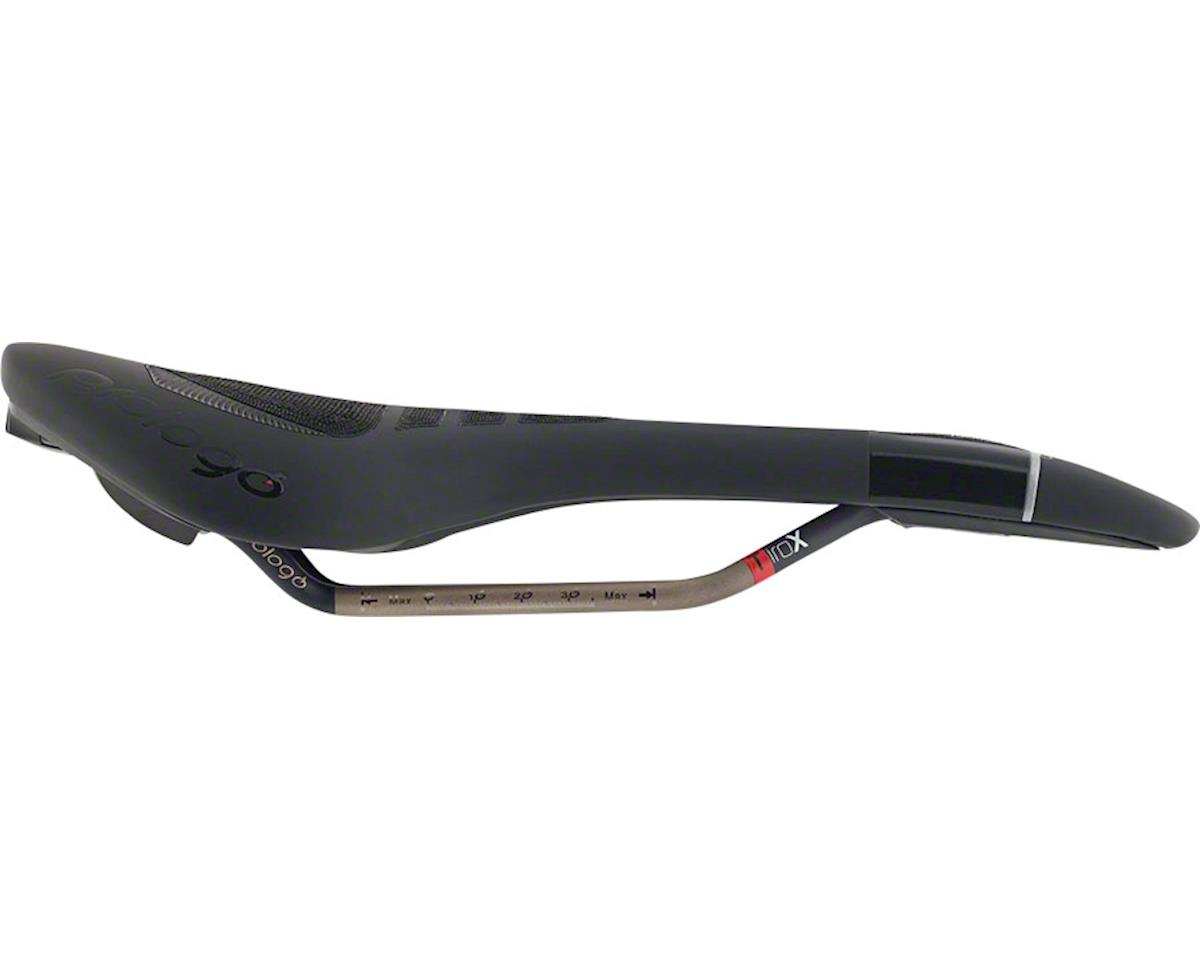 Prologo Nago Evo CPC PAS Saddle, 141mm, Ti-Rox alloy rails: Hard Black