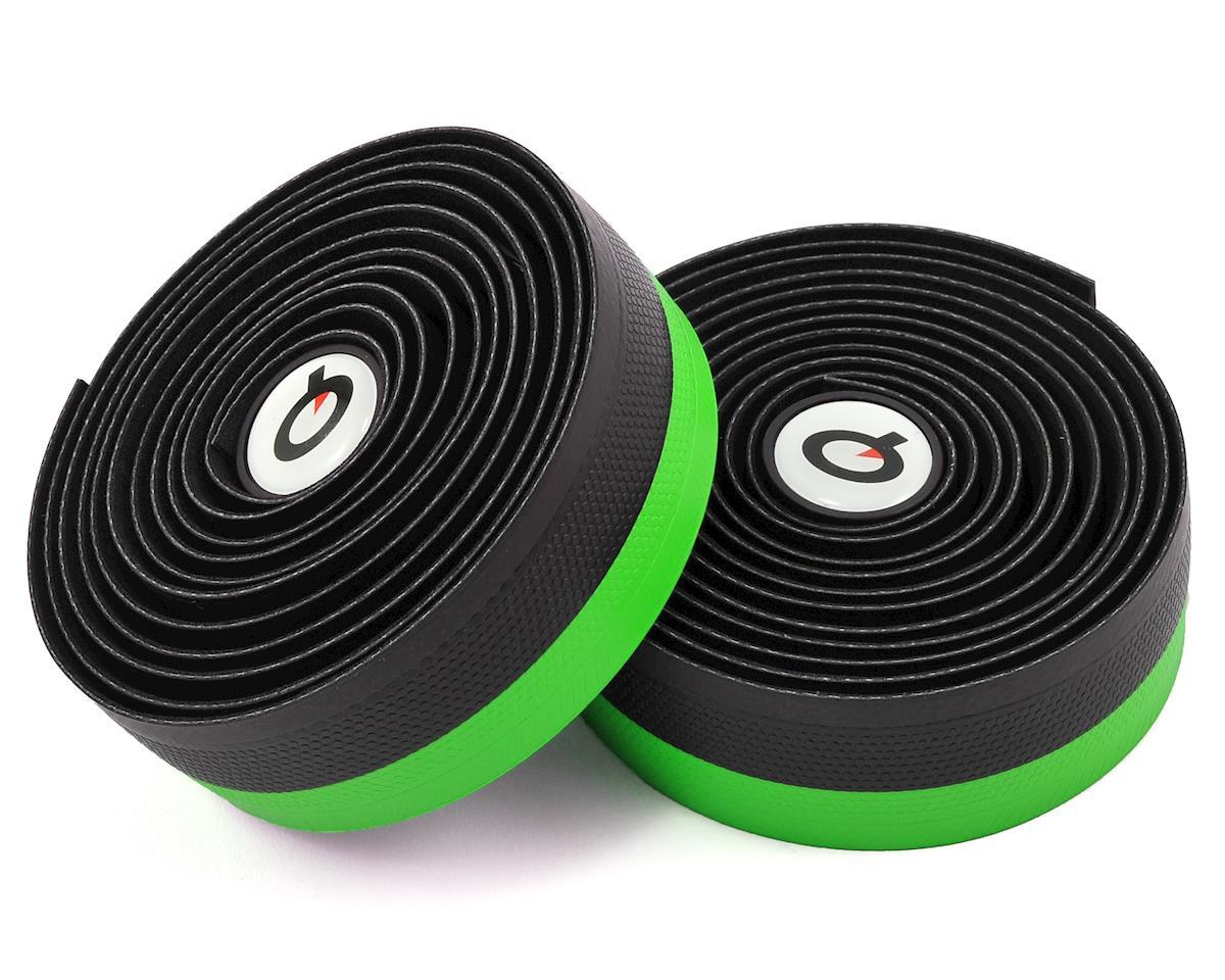Onetouch 2 Gel Handlebar Tape (Black/Green)