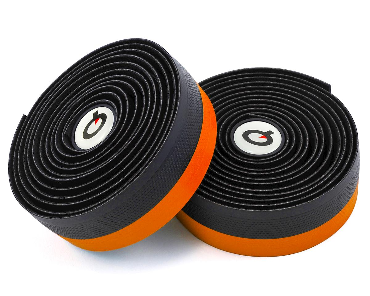 Onetouch 2 Gel Handlebar Tape (Black/Flo.Orange)