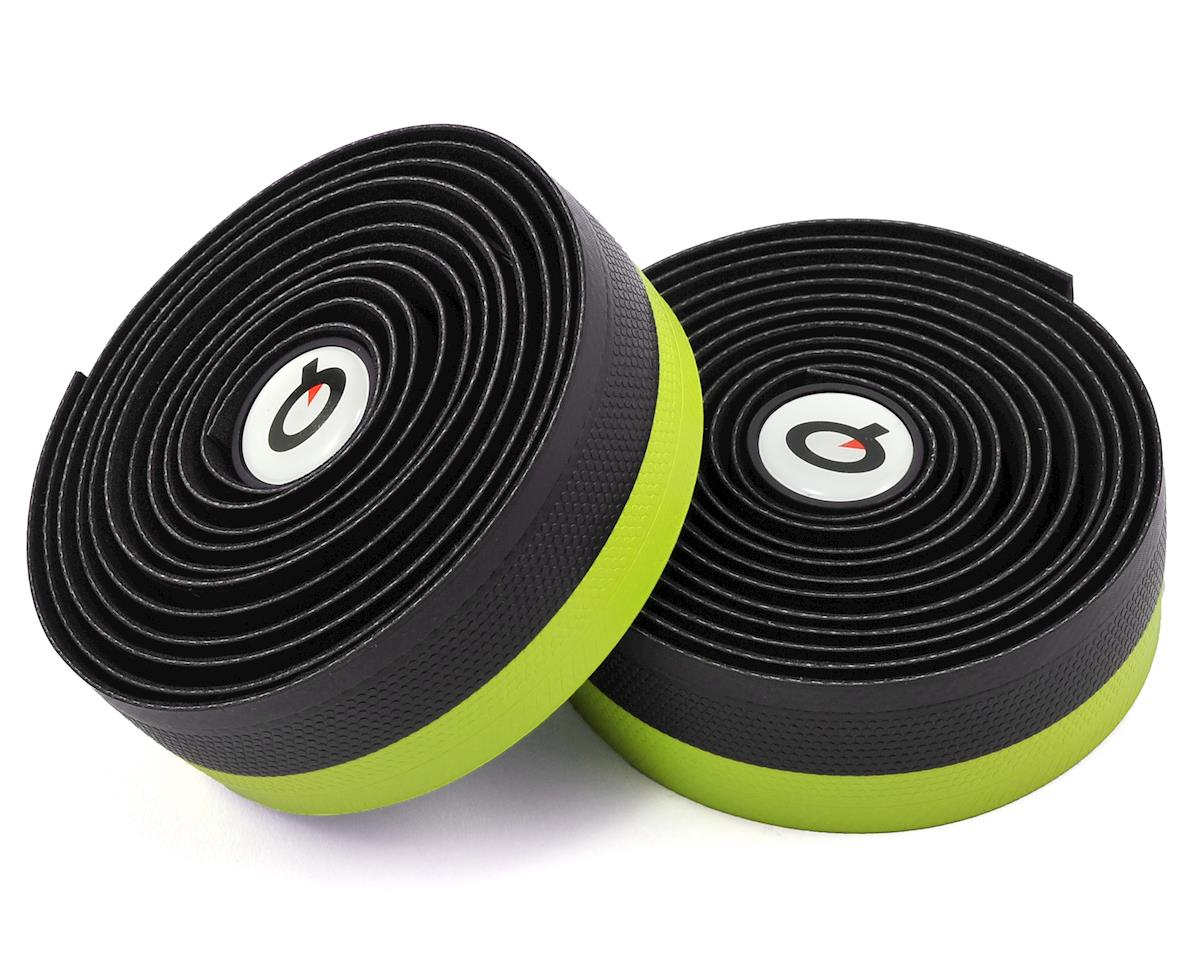 Onetouch 2 Gel Handlebar Tape (Black/Flo. Yellow)