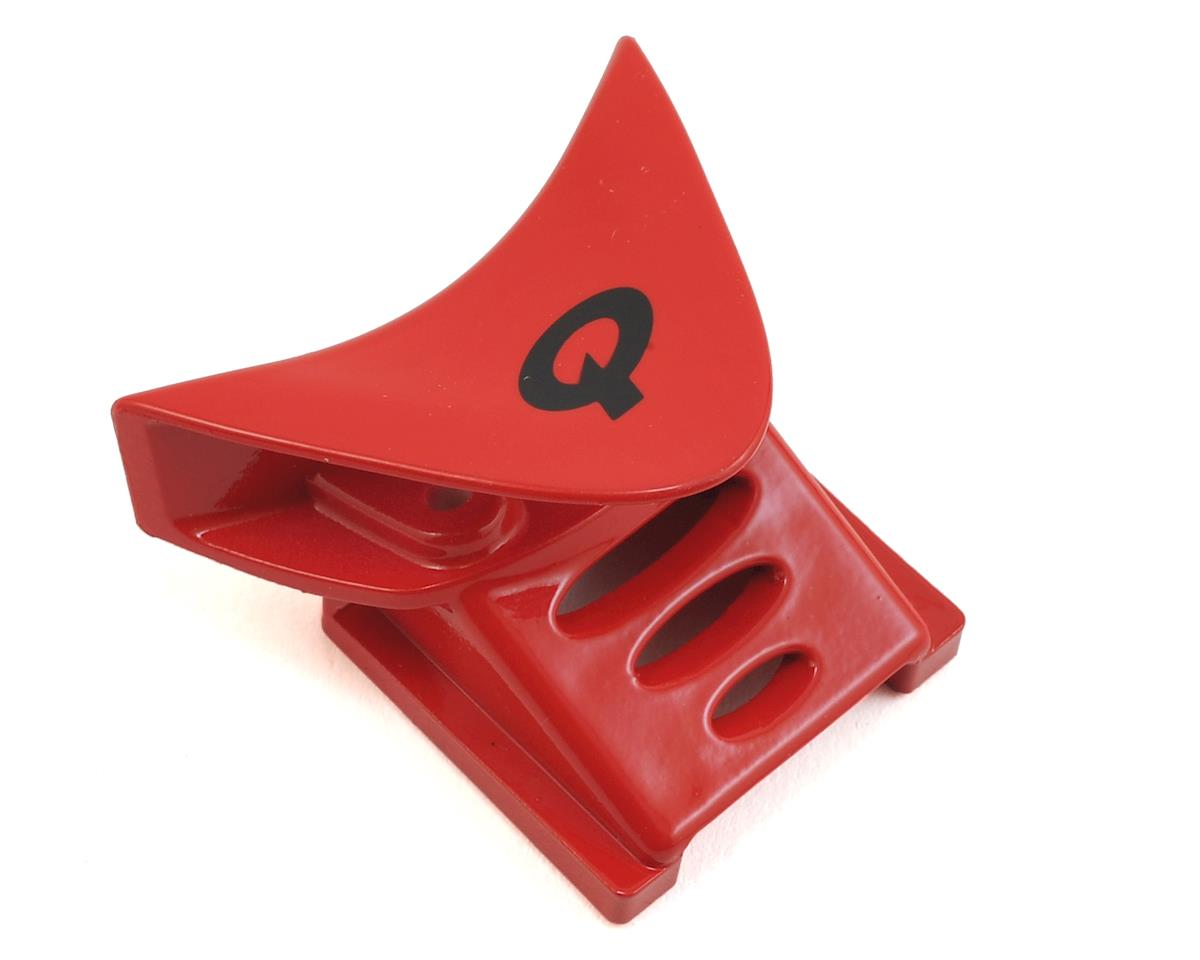 Prologo U-Clip Saddle Accessory Mount (Red)