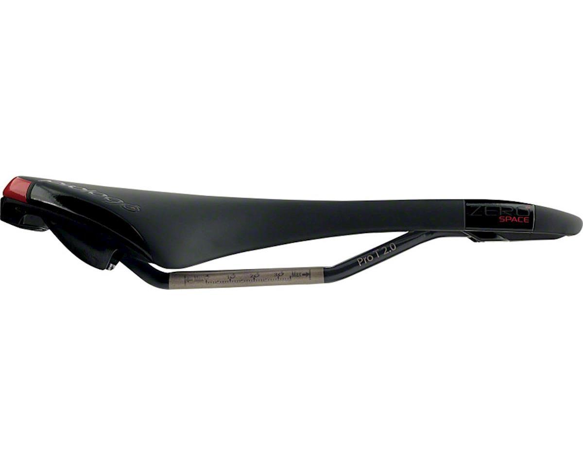 Prologo Zero II SPACE, 141mm Wide, T2.0 Alloy Rails: Black