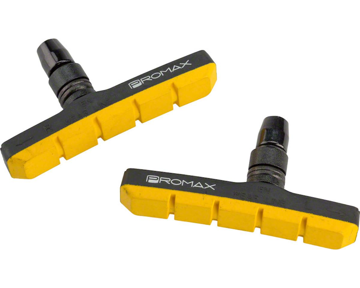 Promax B-2 Air Flow Brake Pads 70mm Yellow
