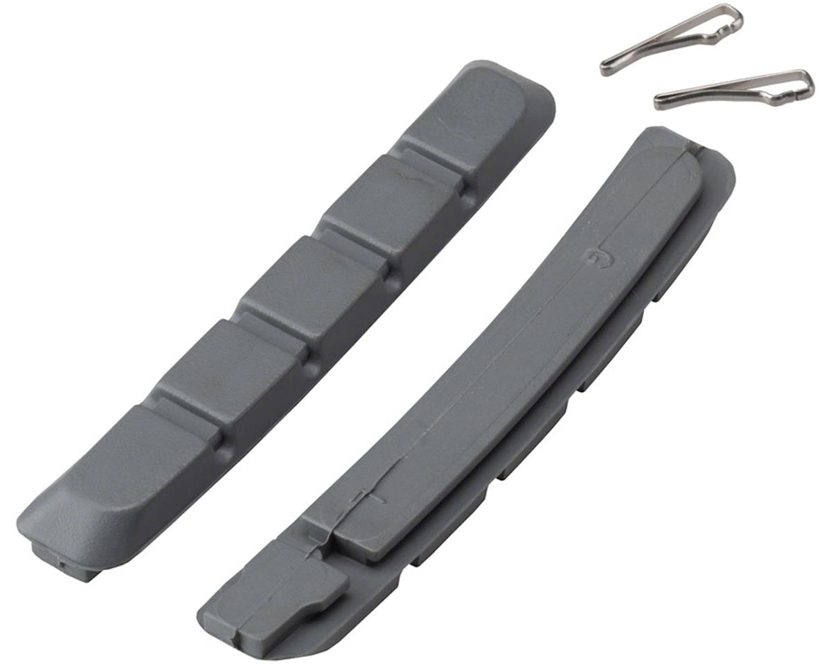 Promax B-1 Cartridge Brake Pad Replacement Inserts 70mm Gray