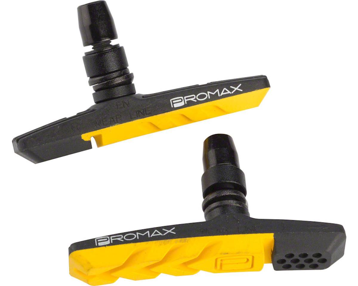 Promax B-3 Air Flow Brake Pads 70mm Yellow