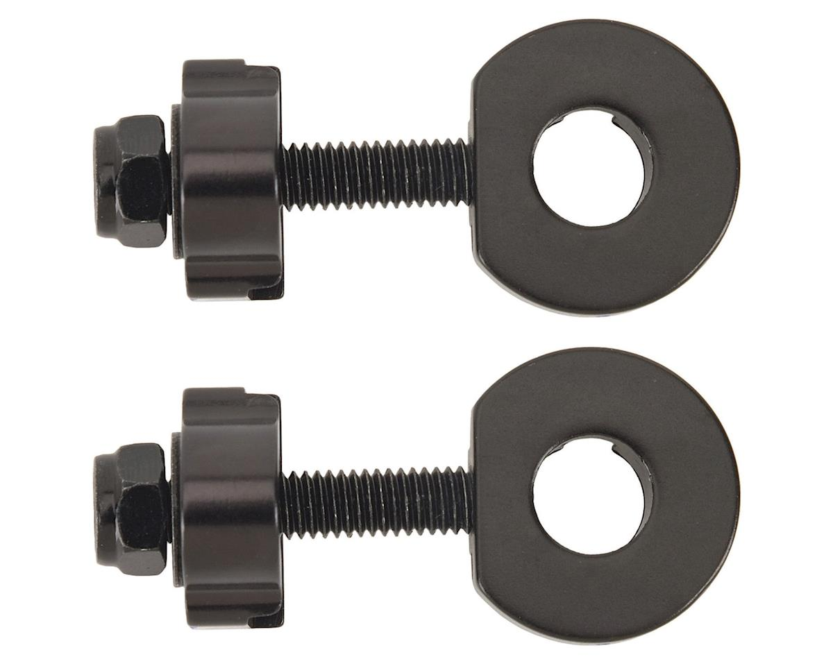 "C-2 Chain Tensioners for 3/8""/10mm Axles Black"