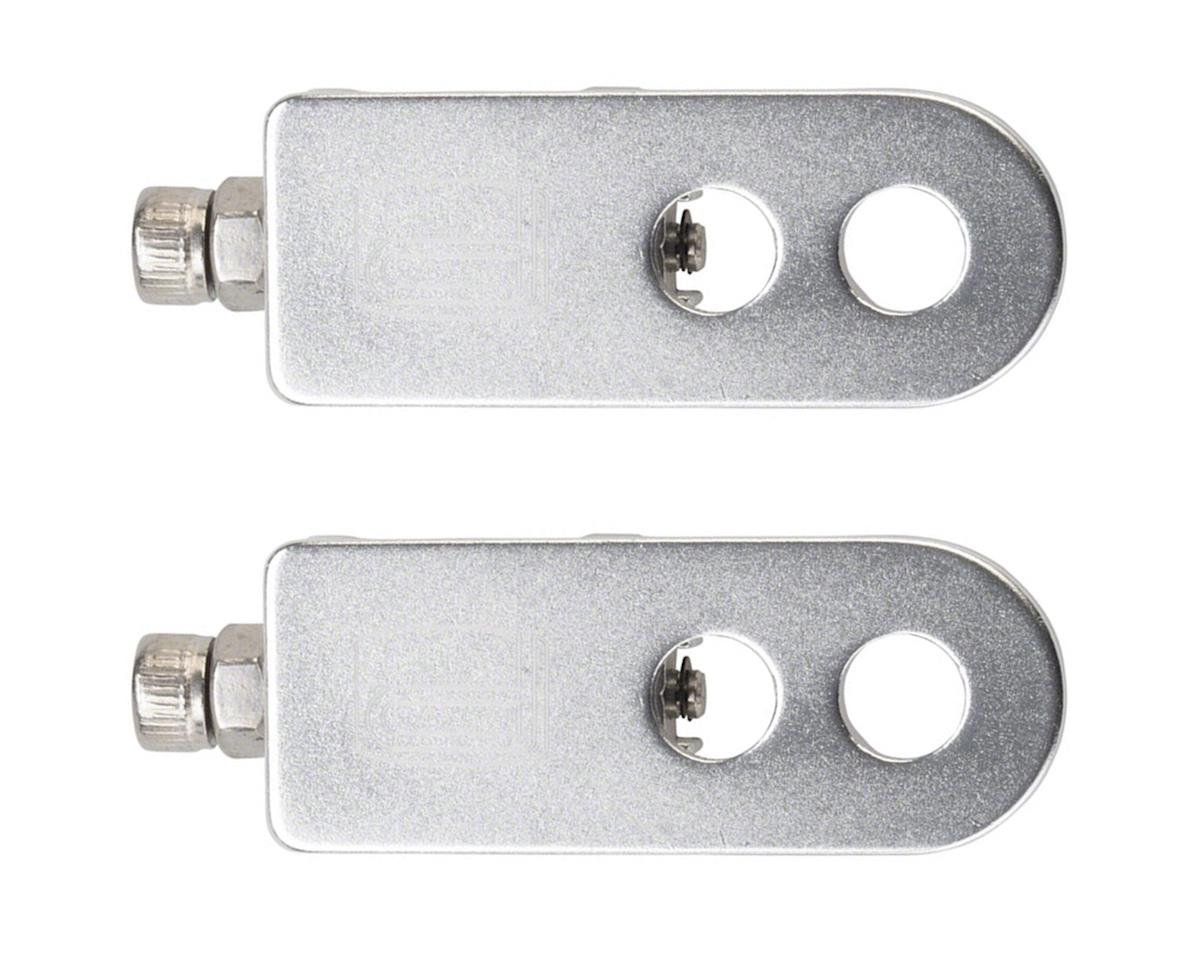 "Promax C-1 Chain Tensioners for 3/8""/10mm Axles Silver"