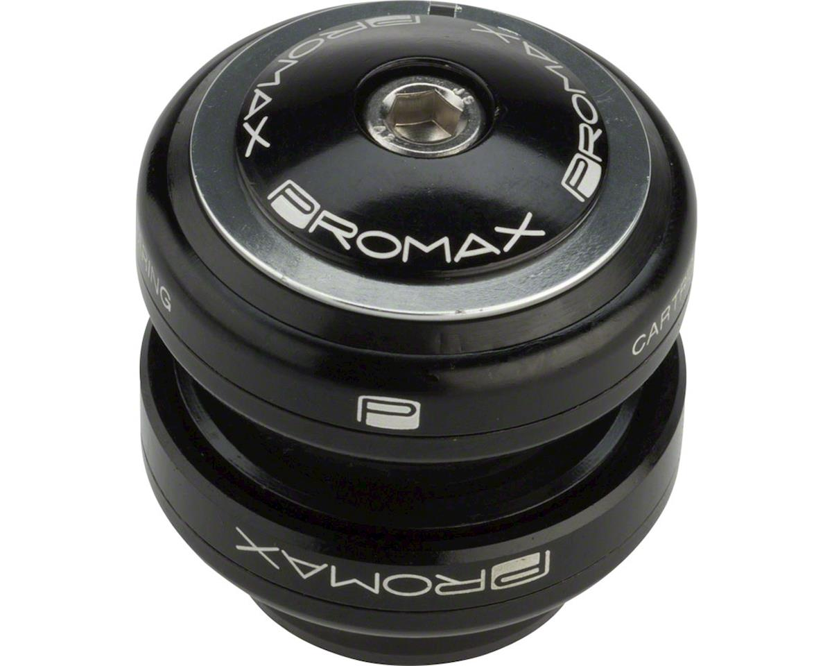 "Promax PI-2 Press-in 1"" Headset (Black) (Steel Sealed Bearing)"