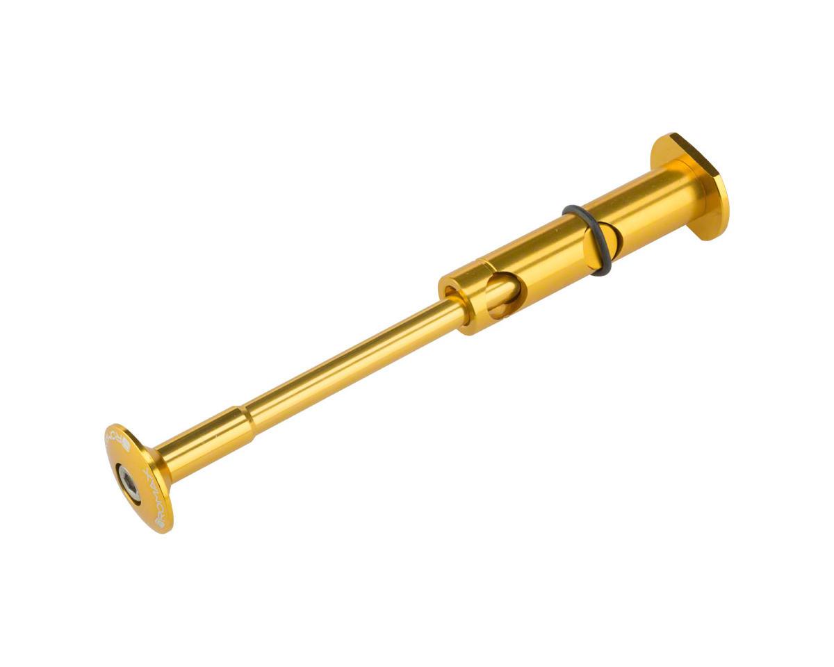 """Promax SL-1 Stem Lock 1"""" Gold"""