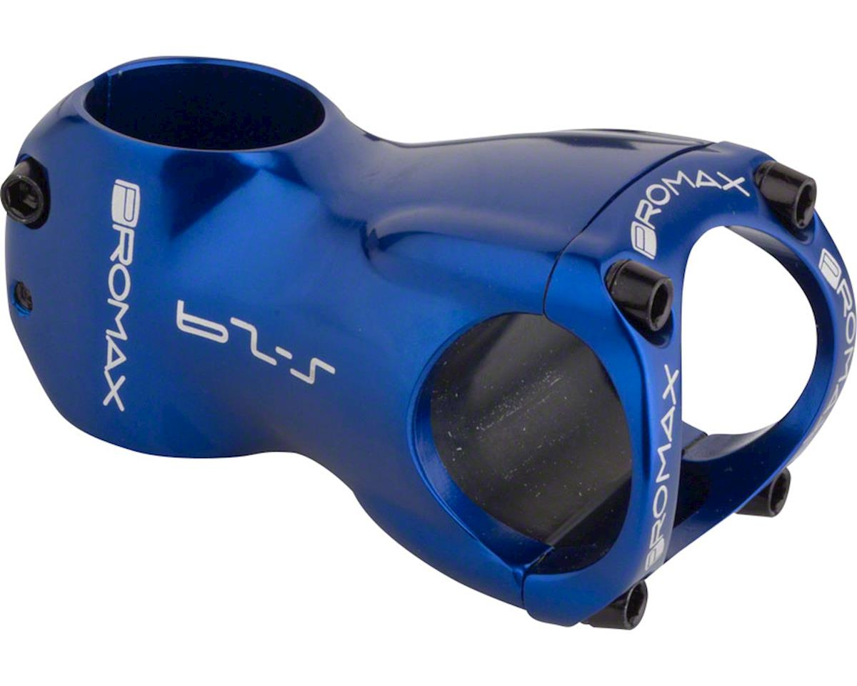 "S-29 Stem 60mm 0 Degree 1-1/8"" Blue"