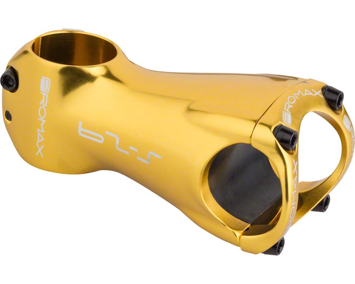 """S-29 Stem 80mm 0 Degree 1-1/8"""" Gold"""