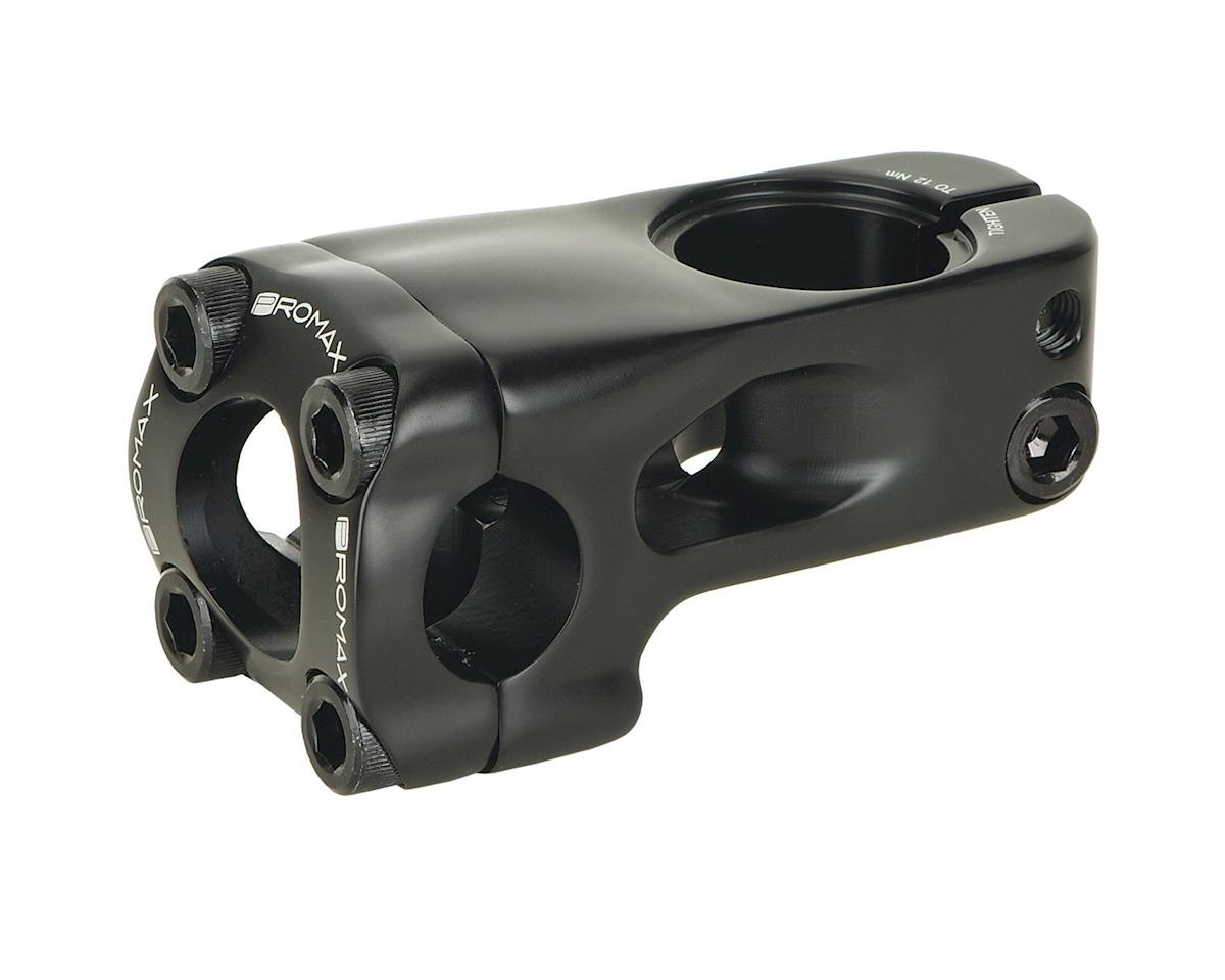 Promax Banger 48mm Front Load Stem +/- 0 degree Black