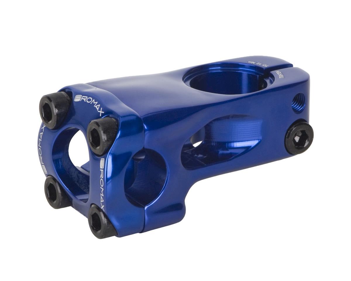 Promax Banger 48mm Front Load Stem +/- 0 Degree Blue