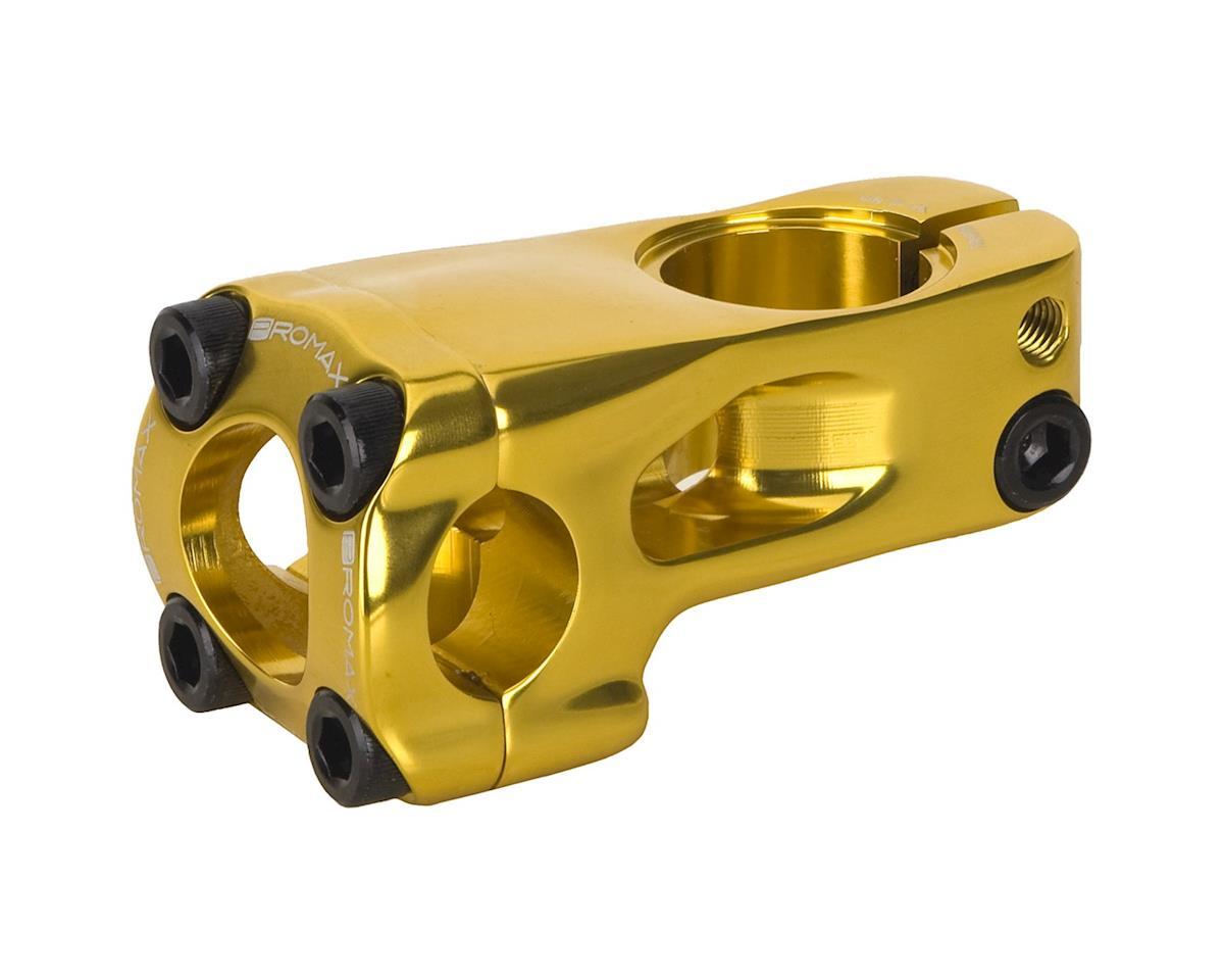 Promax Banger 48mm Front Load Stem +/- 0 Degree Gold