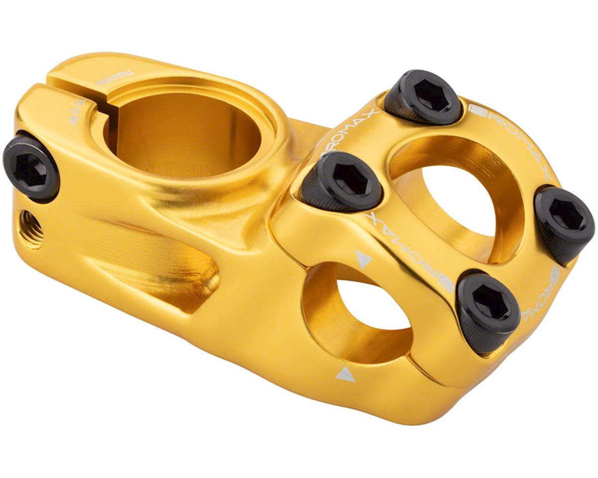 Impact 53mm Top Load Stem +/- 0 degree Gold