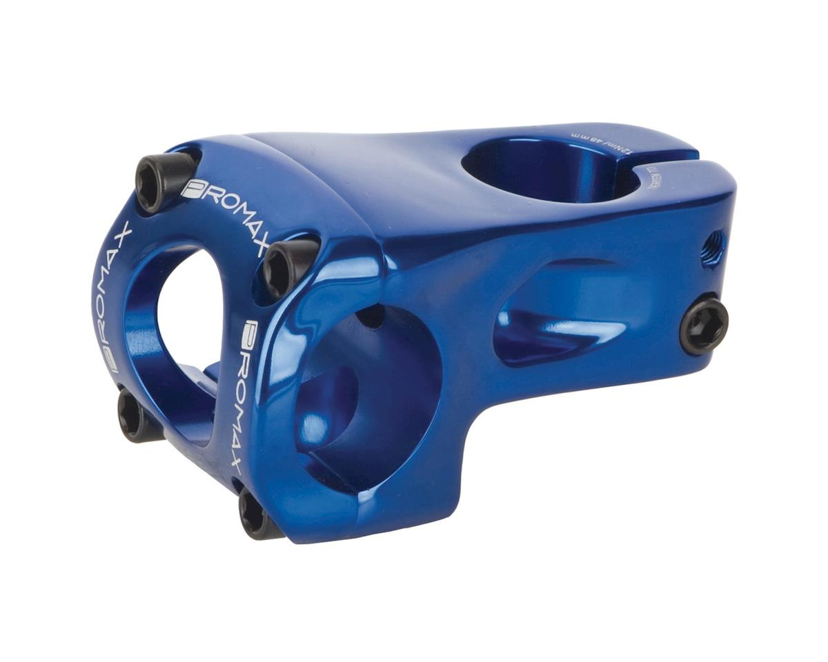 Banger 48mm Front Load Stem +/- 0 degree for 31.8mm Bars Blue