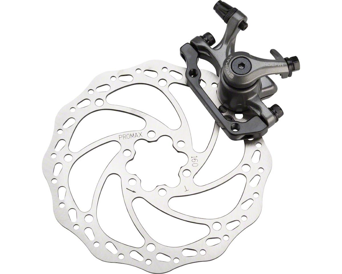 Promax Render R DSK-717 R Mechanical Road Disc Brake With 160mm Rotor Black