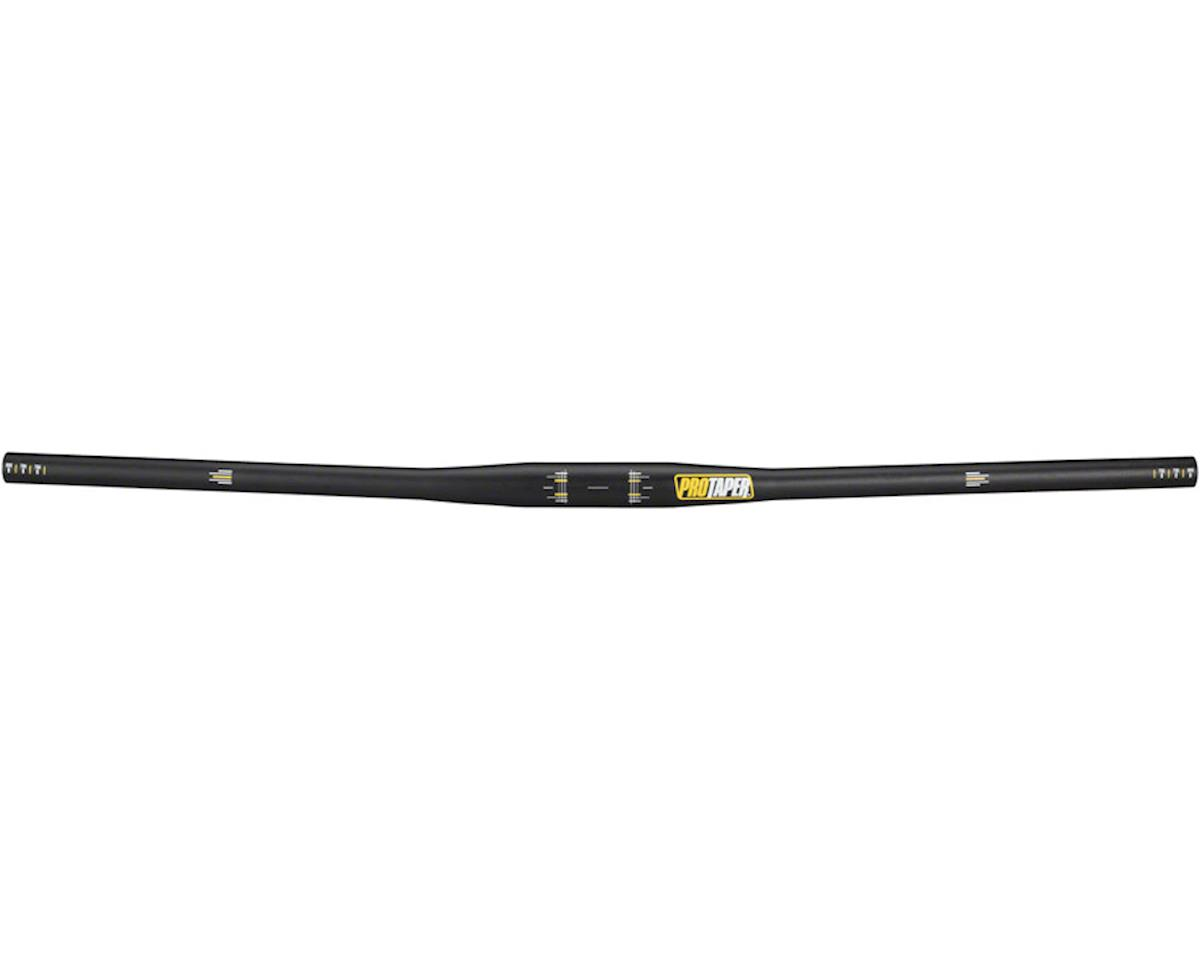 ProTaper Aluminum Flat Bar (Black) (31.8mm Clamp) (810mm Width)