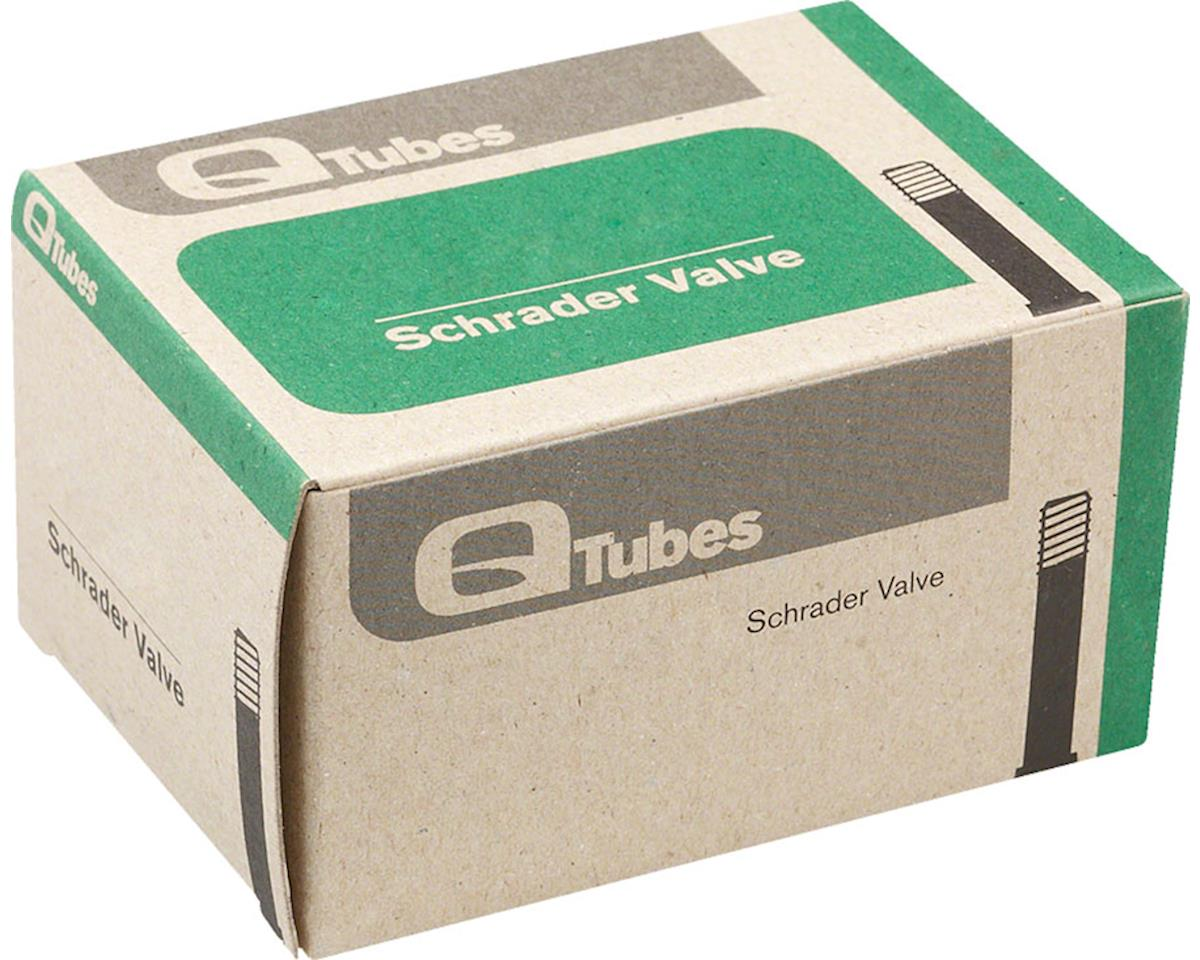 """Q-Tubes 16"""" x 1.5-1.75"""" Schrader Valve Tube 92g *Low Lead Valve*"""