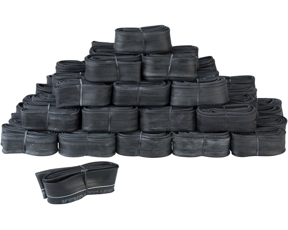 """Q-Tubes 20 x 2.1-2.25"""" Box of 50 Bulk Schrader Valve Tubes"""
