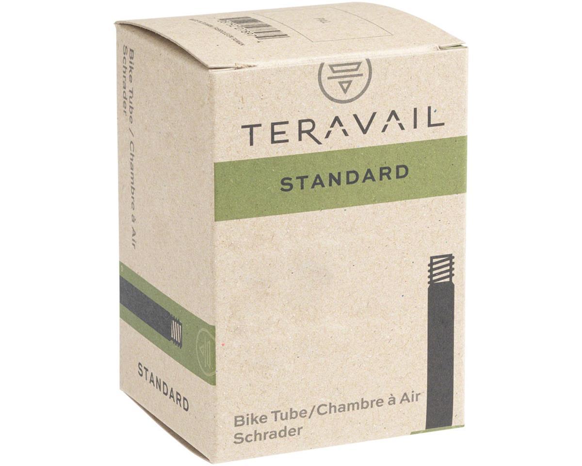 """Q-Tubes 24"""" x 1.5-1.75"""" Schrader Valve Tube 150g *Low Lead Valve*"""