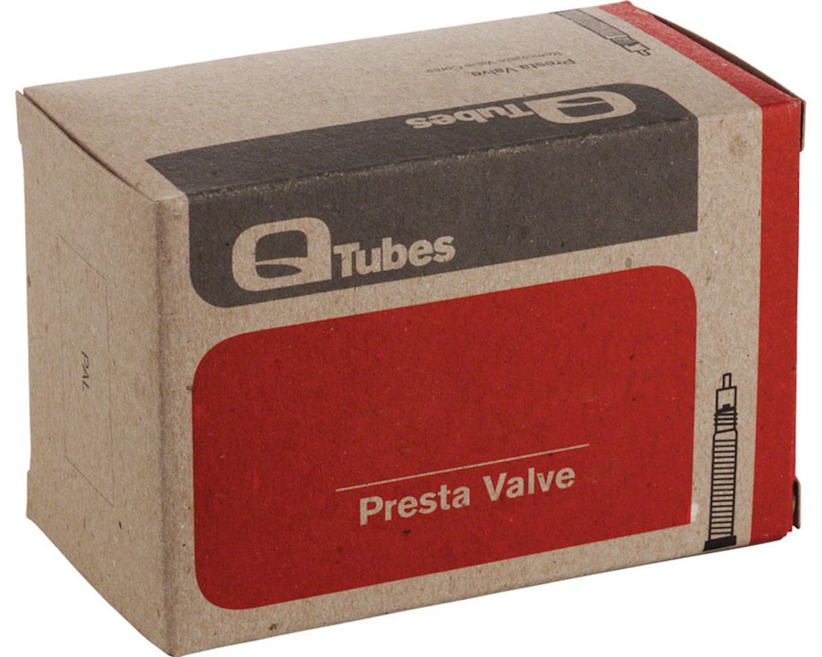 """Q-Tubes 24"""" x 2.4-2.75"""" 32mm Presta Valve Tube"""