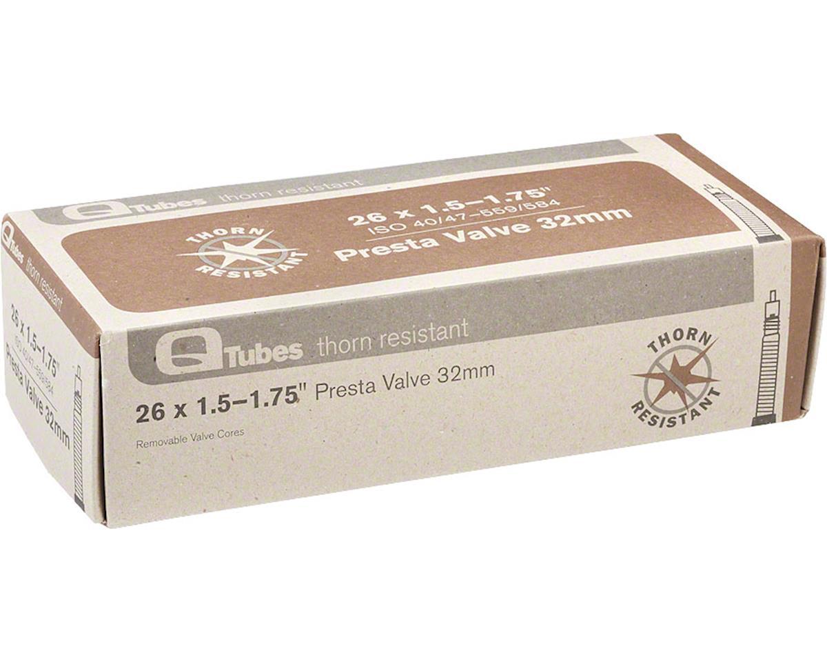 """Thorn Resistant 26"""" x 1.5-1.75 32mm Presta Valve Tube 468g"""