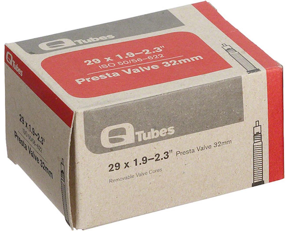 """Q-Tubes 29"""" x 1.9-2.3"""" 32mm Presta Valve Tube 220g"""