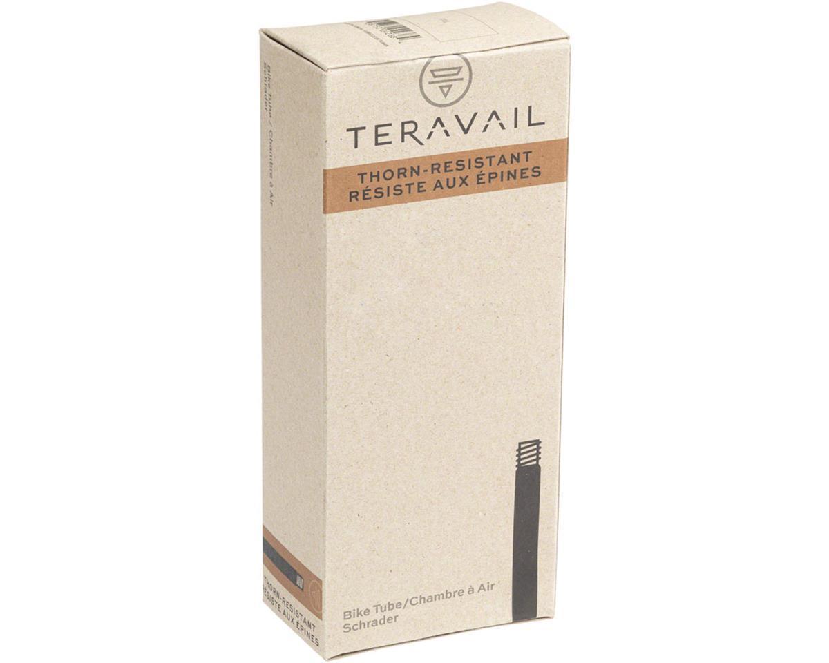 """Q-Tubes Thorn Resistant 29"""" x 1.9-2.3"""" Schrader Valve Tube"""