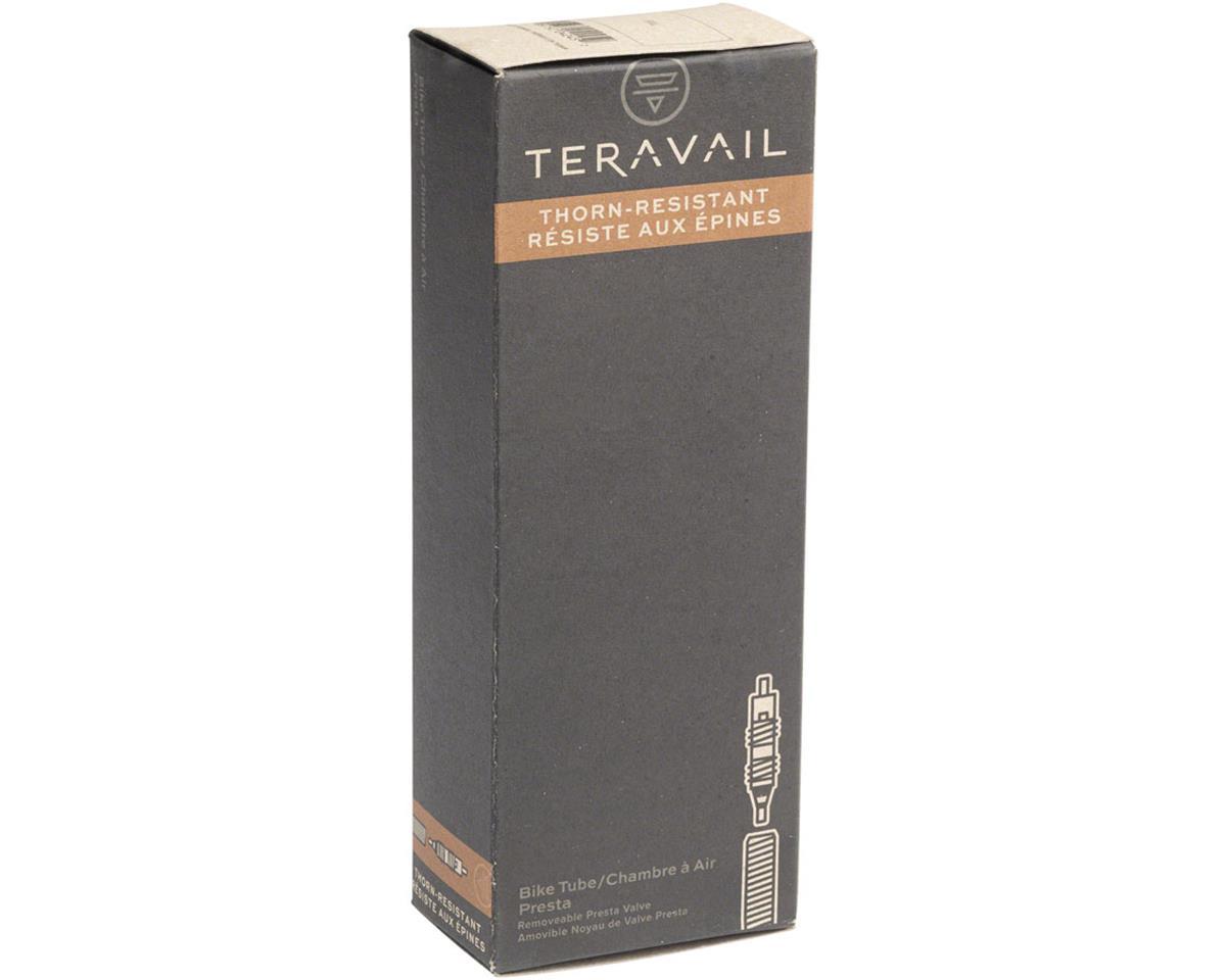 """Q-Tubes Thorn Resistant 29"""" x 2.1-2.3"""" 32mm Presta Valve Tube"""