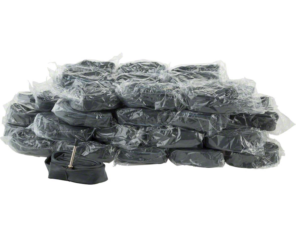 Q-Tubes Value Series Bulk Box/50 Tubes with 48mm Presta Valve: 700c x 28-32mm