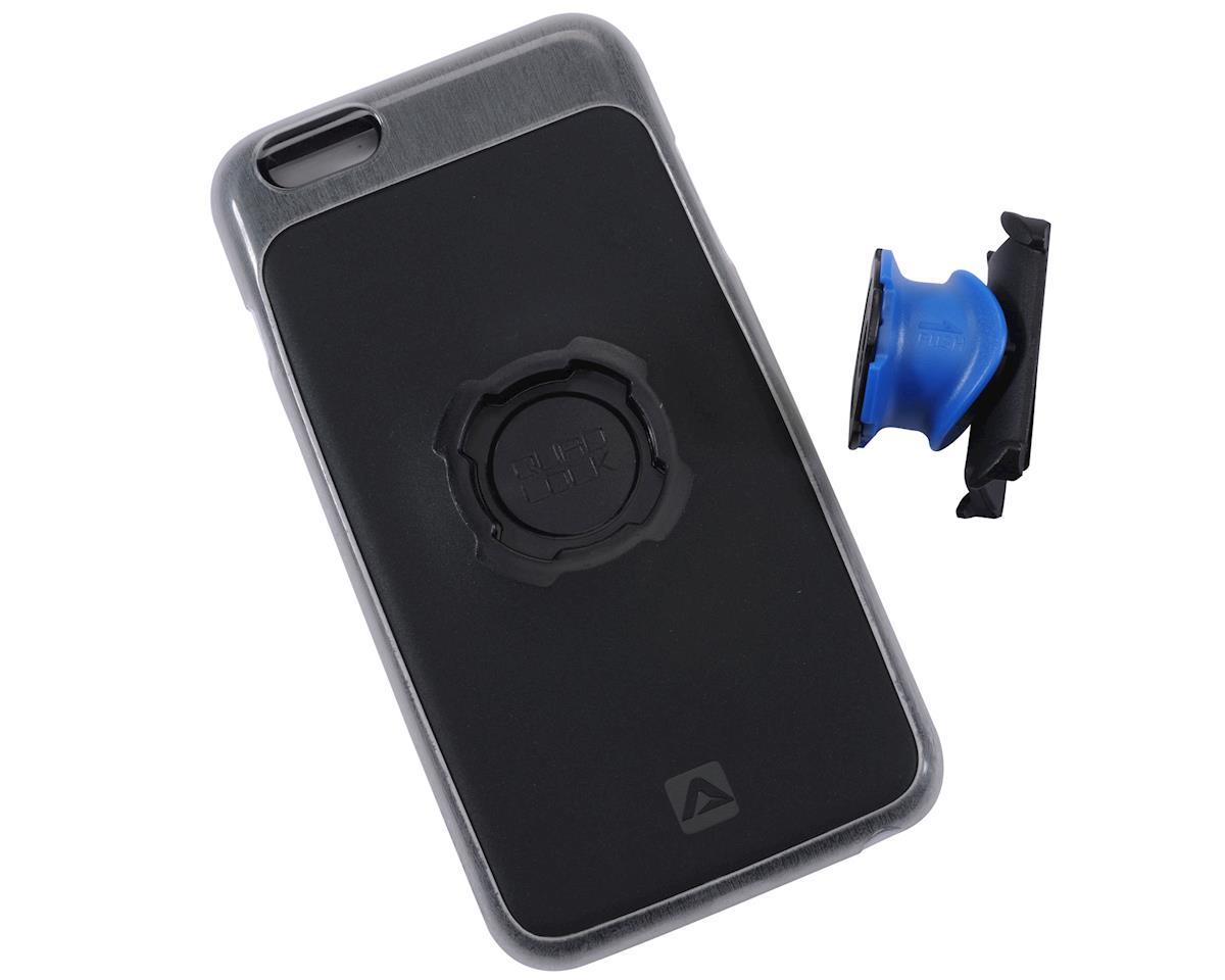best website 20a3c 318fd Quad Lock iPhone 6 Plus/6s Plus Bike Mounting Kit (Black/Blue)