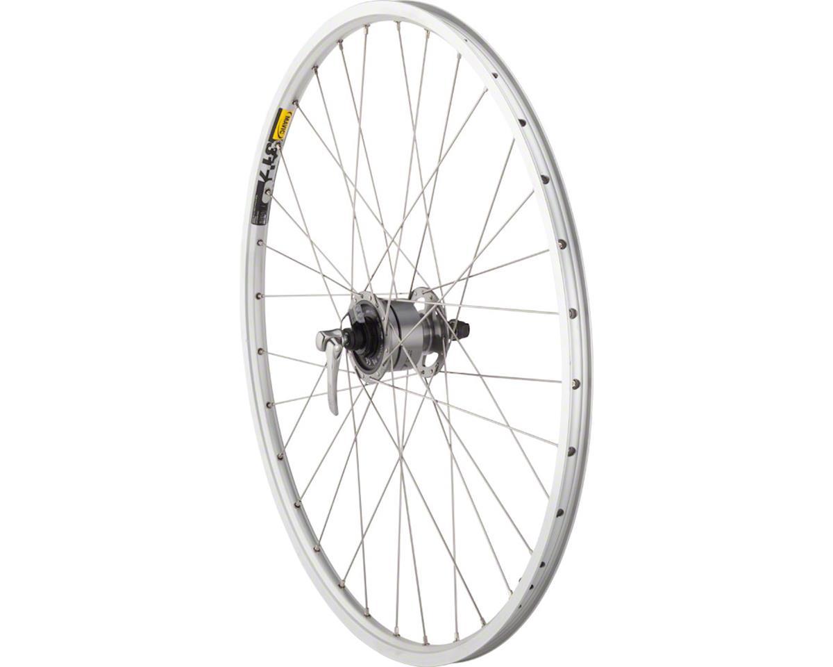 """Pavement Front Wheel 26"""" 32h Shimano Dynamo / Mavic XM317 / DT Ch"""