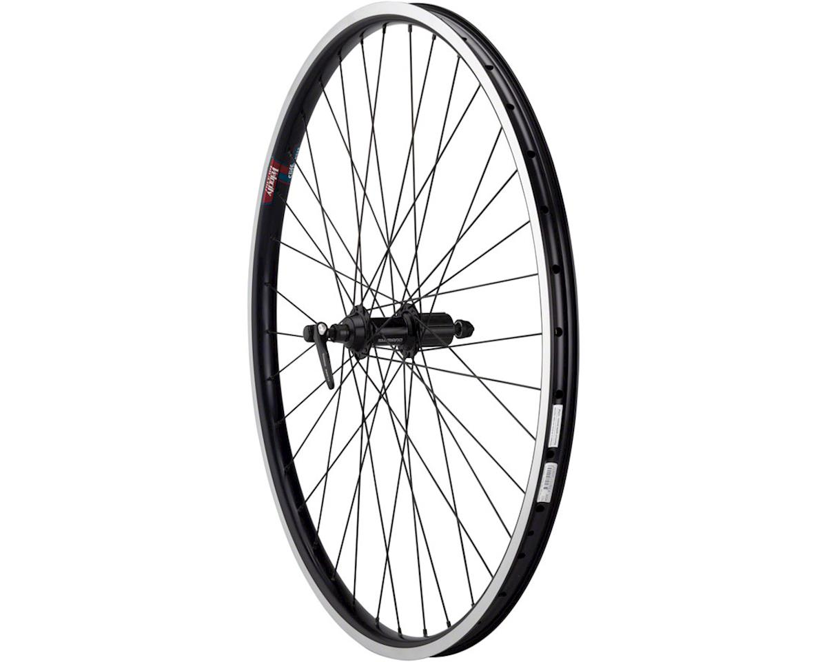 Quality Wheels Value HD Series Rear Wheel (Black) (700) (QR x 130mm)