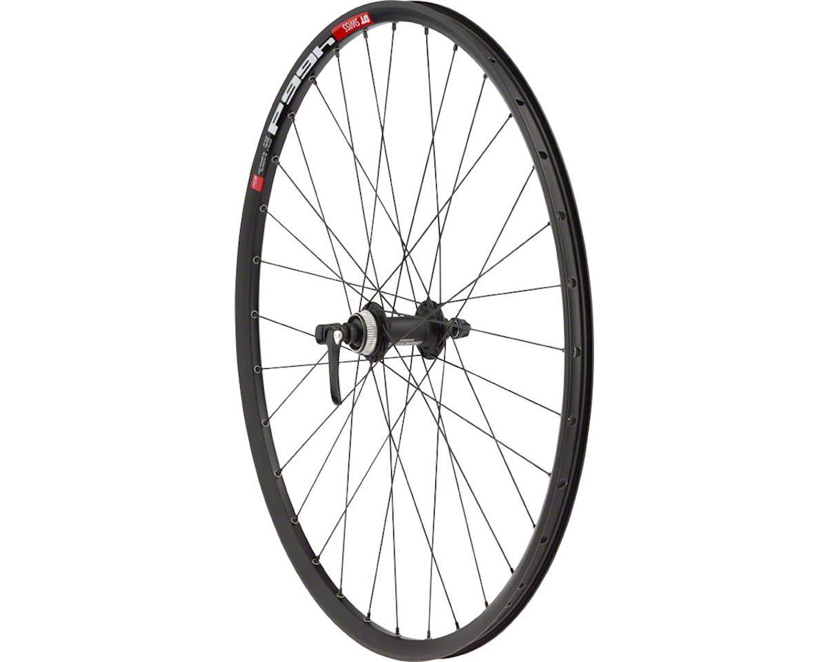 """Quality Wheels Mountain Disc Front Wheel DT 466d Deore M610 26"""" QR"""
