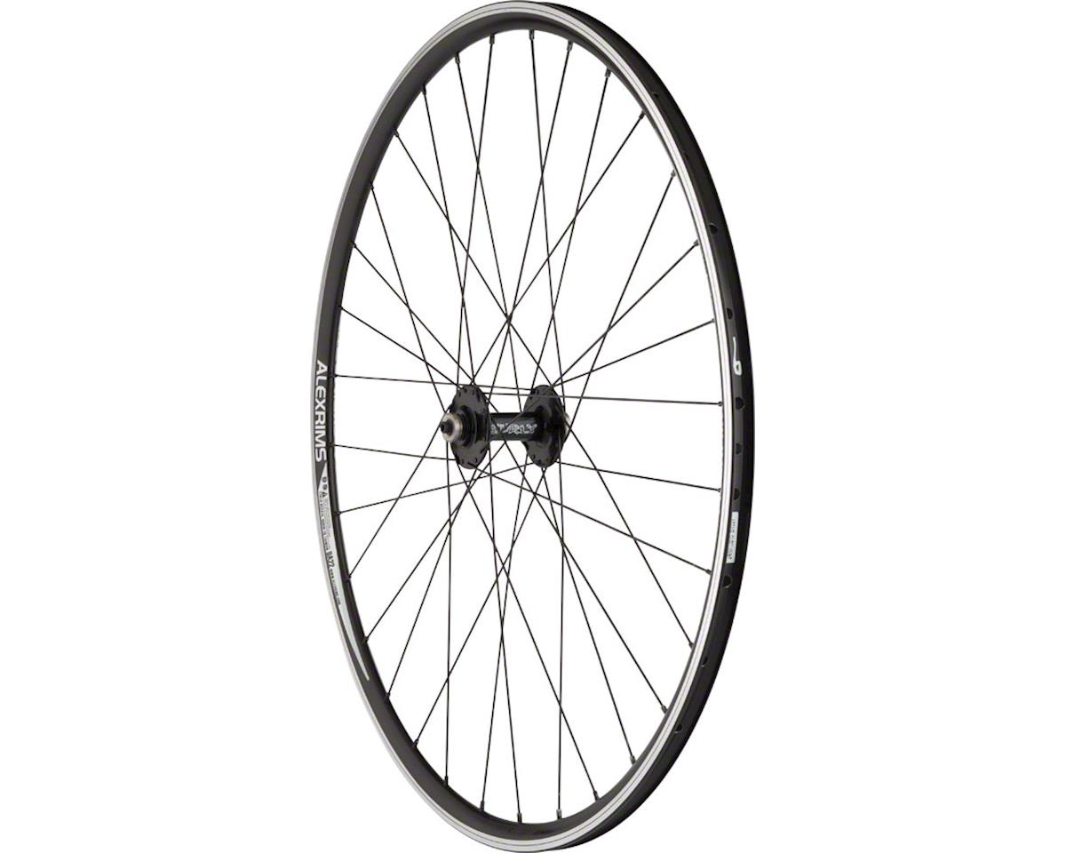 Quality Wheels Value Double Wall Series Track Front Front Wheel - 700, QR x 100m