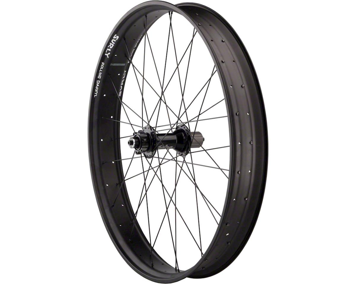 "Fat Bike Rear Wheel 26"" 32h Salsa Mukluk 170mm / unHoley Darryl /"