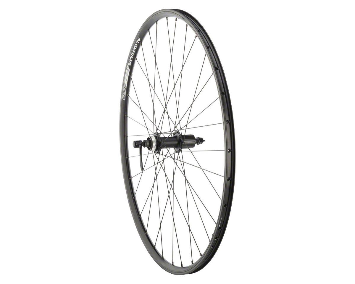 Quality Wheels Rear Wheel Rim and Disc Convenience 700c 32h Shimano TX505 /  Alex [WE6330]
