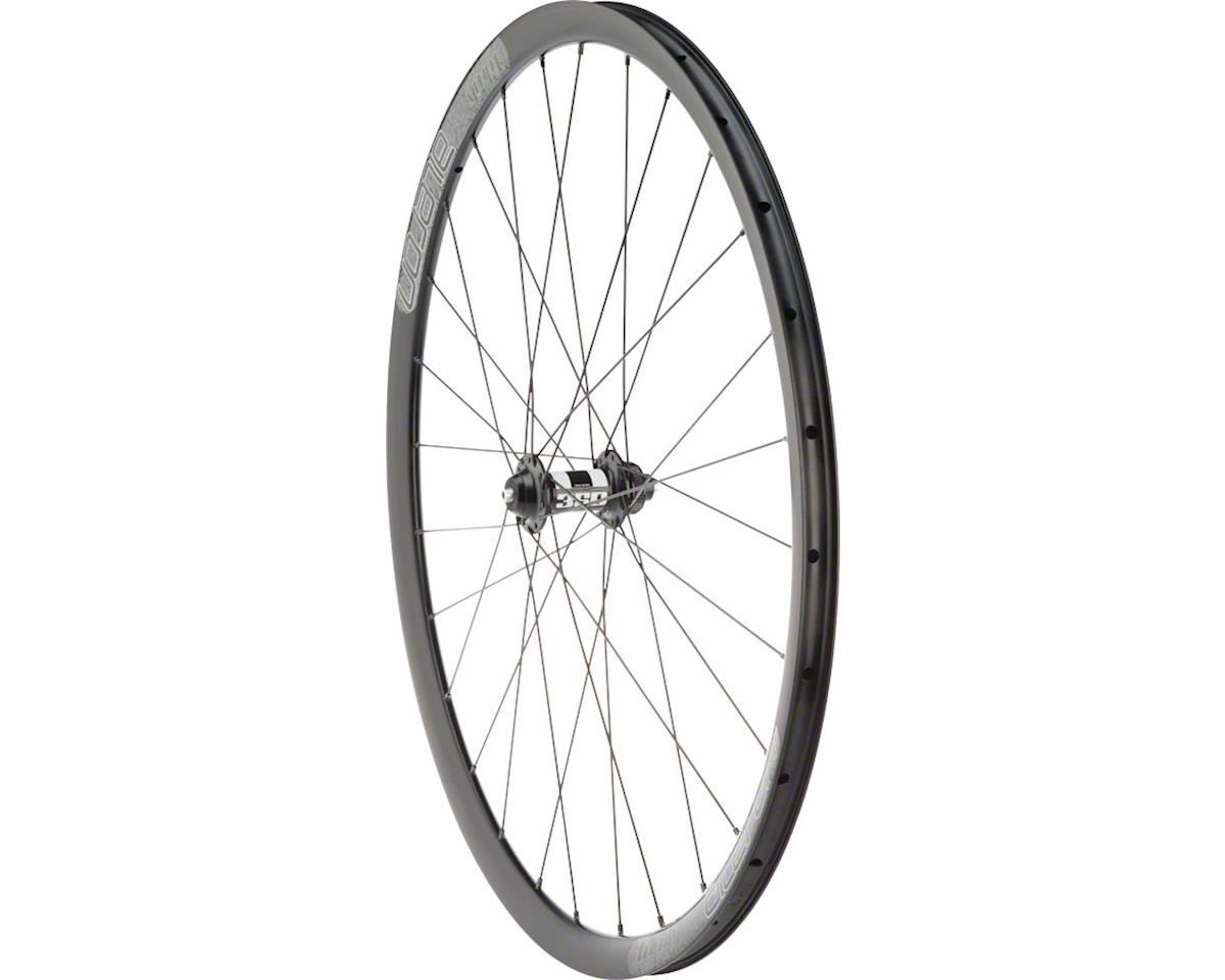 Quality Wheels Road Disc Front Wheel 700c Velocity Aileron / DT 350 QR / DT Comp