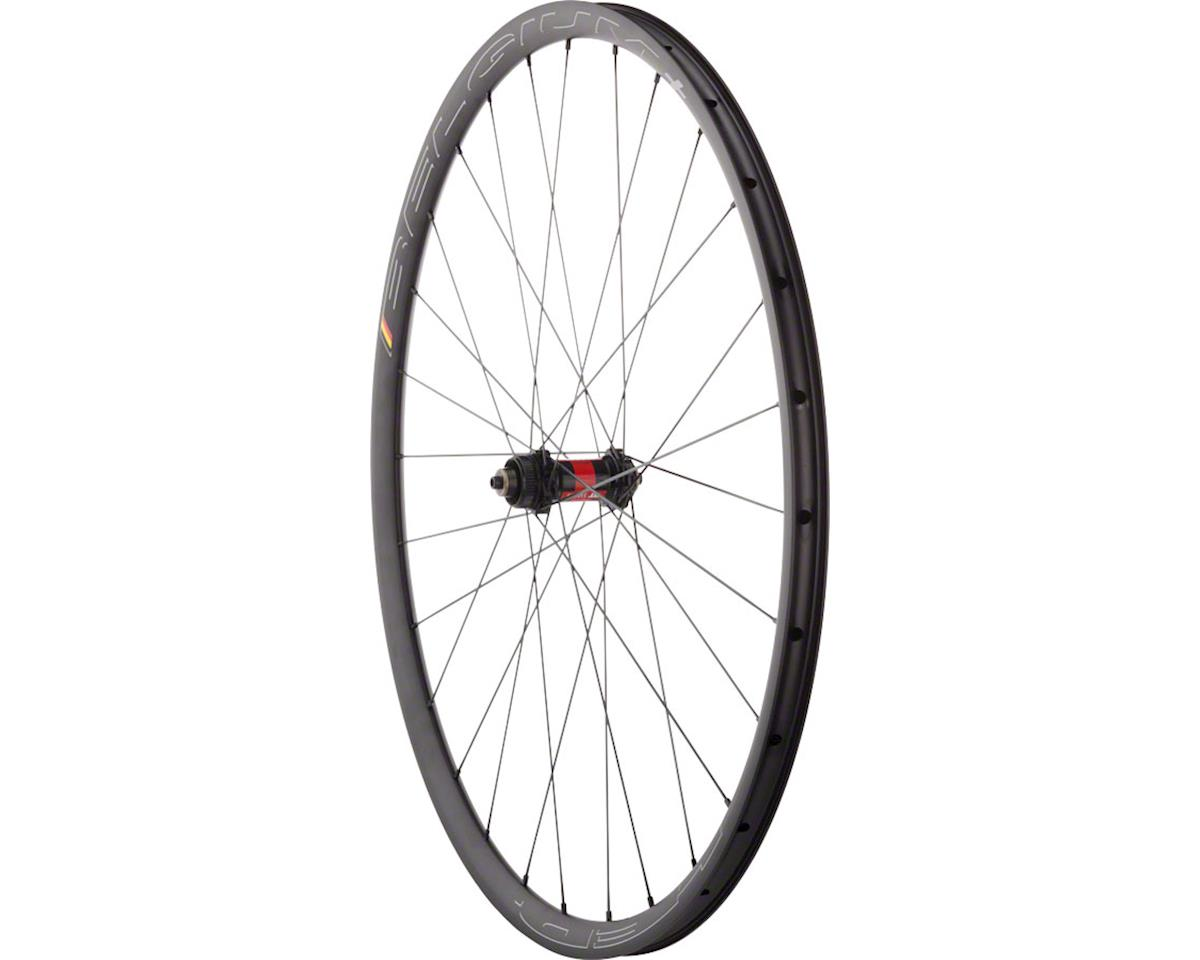Quality Wheels Road Disc Front Wheel 700c 28h HED Belgium Plus 25 / DT 240 Cente
