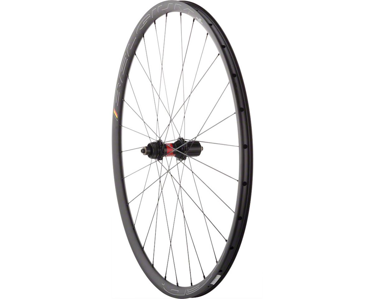 Quality Wheels Road Disc Rear Wheel 700c 28h HED Belgium Plus 25 / DT 240 Center