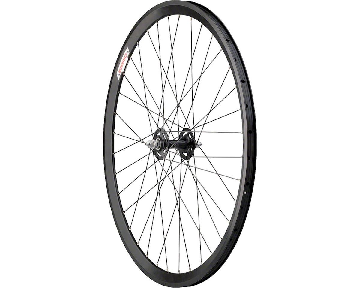 Quality Wheels Track Front Wheel 700c 36h All-City Track / Velocity Chukker / DT