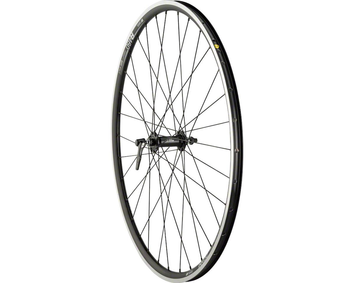 Road Front Wheel Rim Brake 700c 32h 100mm QR Shimano 105 5800 / D