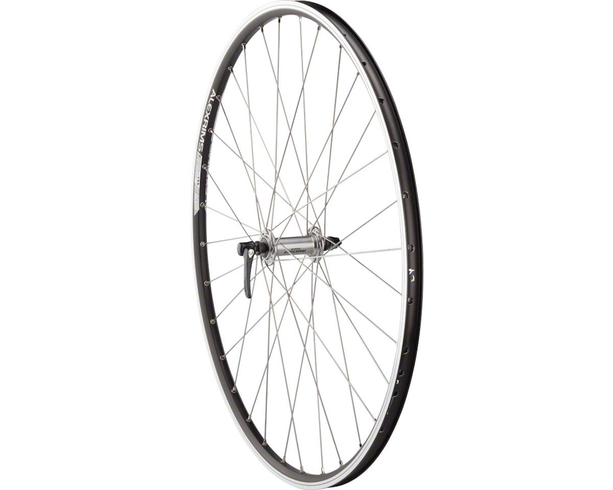 Road Rim Brake Front Wheel 100mm 700c QR Deore M610 Silver / Alex
