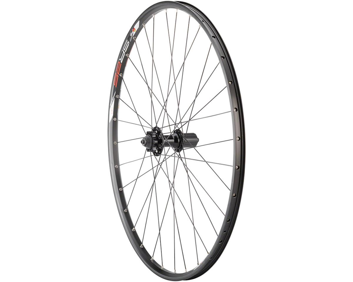 "Quality Wheels Value Double Wall Series Disc Rear Rear Wheel - 29"", QR x 135mm,"