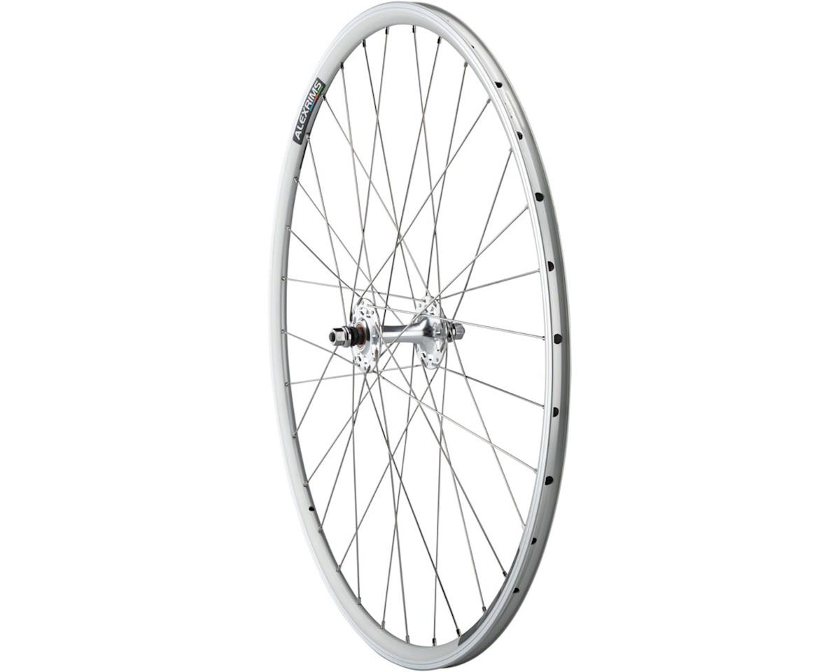Quality Wheels Value Double Wall Series Track Front Front Wheel - 700, 9x1 Threa