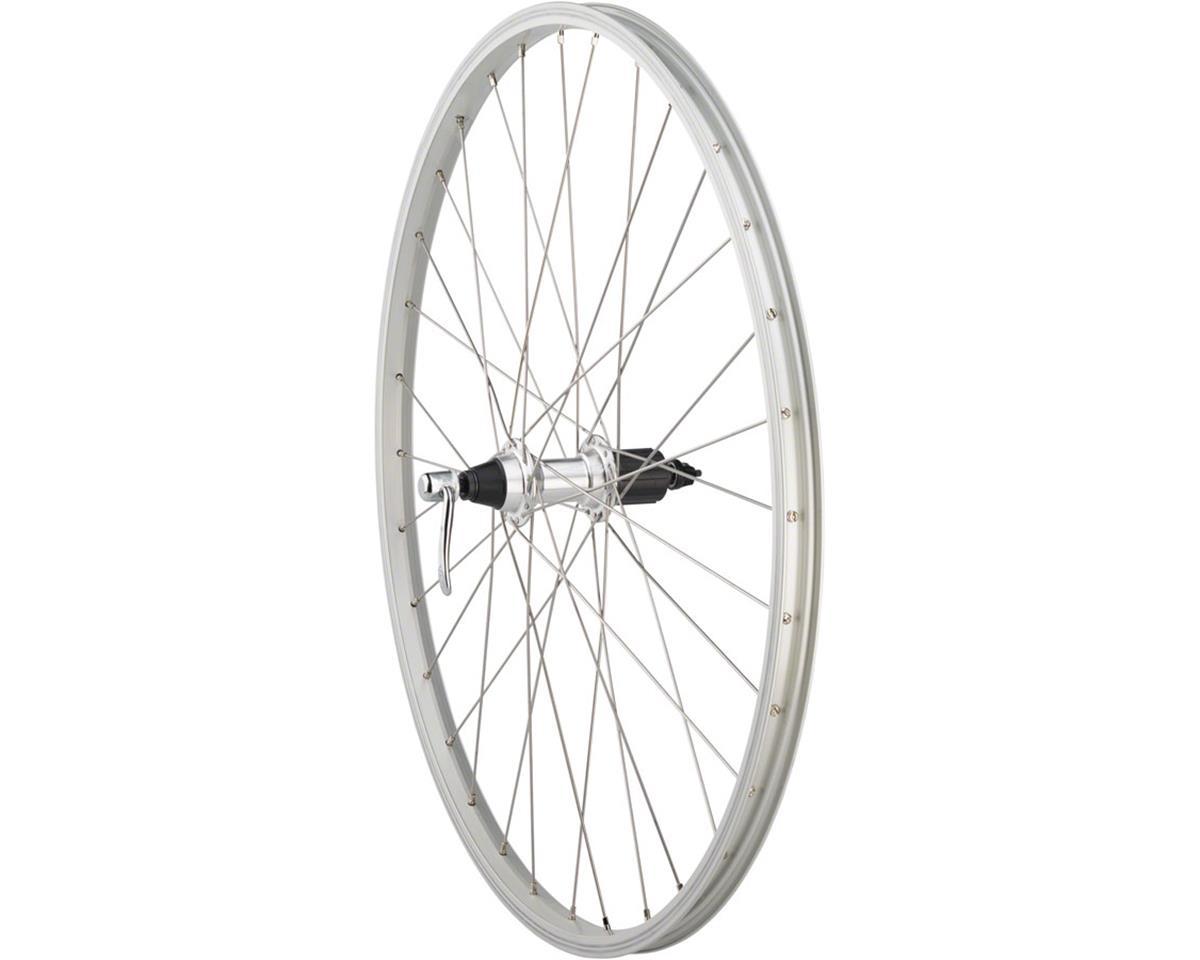"Value Series Silver Mountain Rear Wheel 26"" Formula 135mm Freehub"